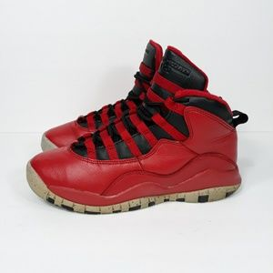 Nike Air Jordan 10 30th Bulls Over BDWY 4.5 Y